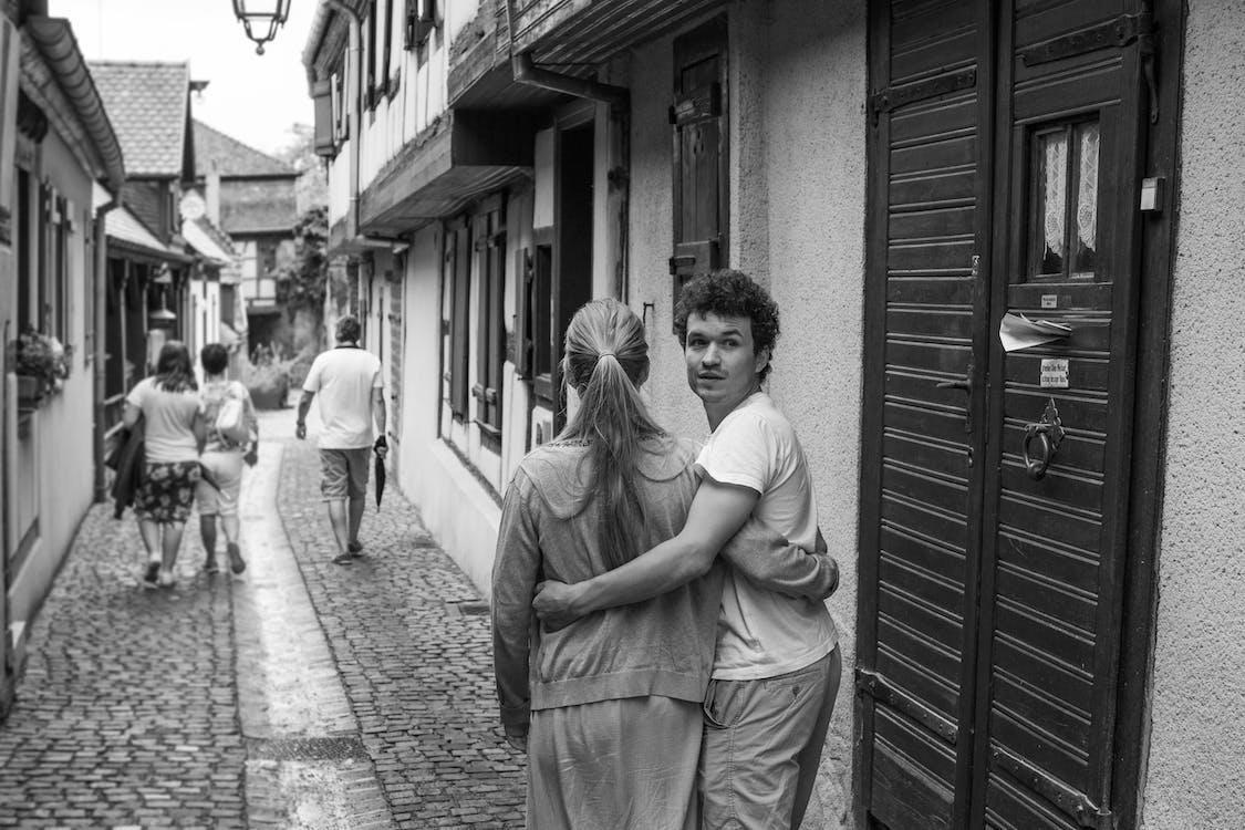 çift, kucaklamak, Romantizm