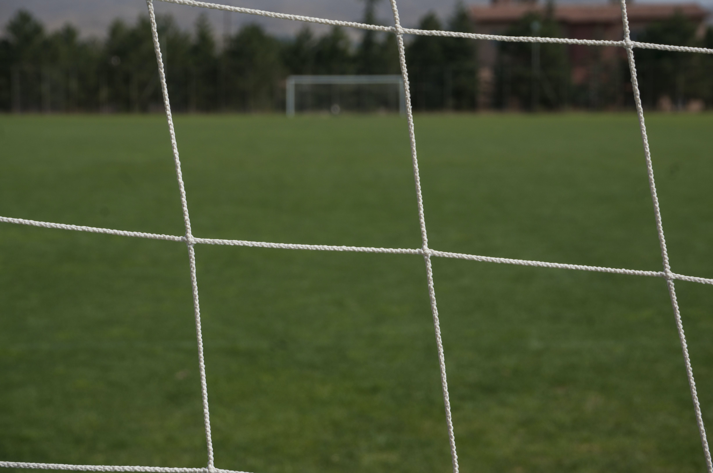 Free stock photo of football, football field, football tower, grass