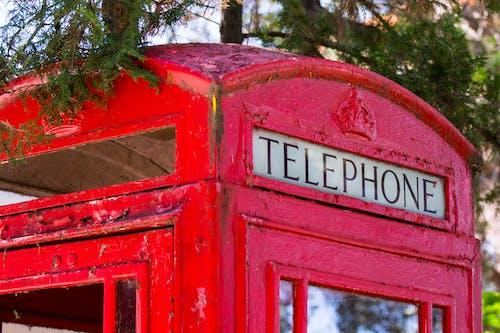 런던, 빨간, 전화기의 무료 스톡 사진