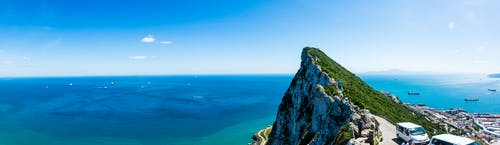 Free stock photo of Gibraltar, see