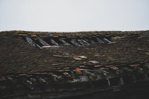 Free stock photo of abandoned, abandoned building, barn, blue