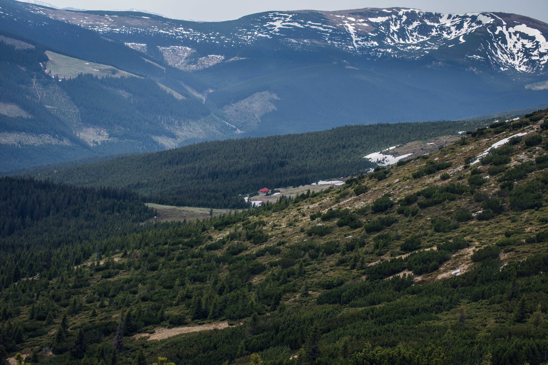 Kostenloses Stock Foto zu schnee, landschaft, berge, natur