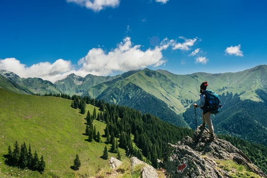 Do the top 10 hikes in Europe
