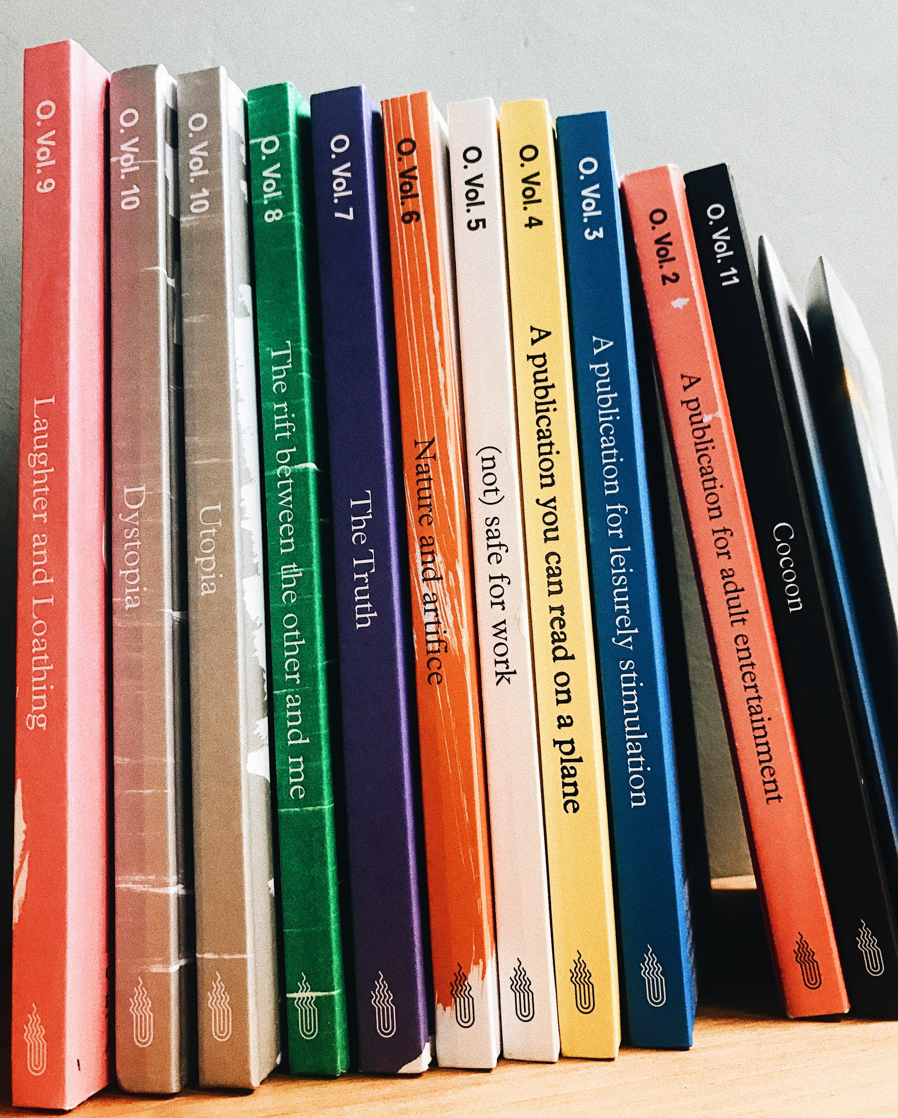 Free stock photo of book, bookshelf, colors