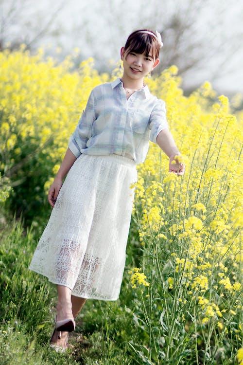 Δωρεάν στοκ φωτογραφιών με casual, ανέμελος, άνθρωπος, ασιατικό κορίτσι