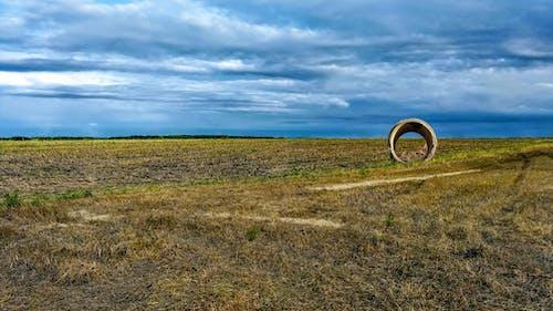 Foto stok gratis bangsa, beton, bidang, cincin