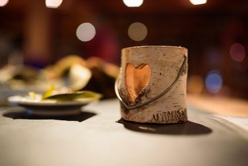 心, 愛, 模糊, 餐廳 的 免费素材照片
