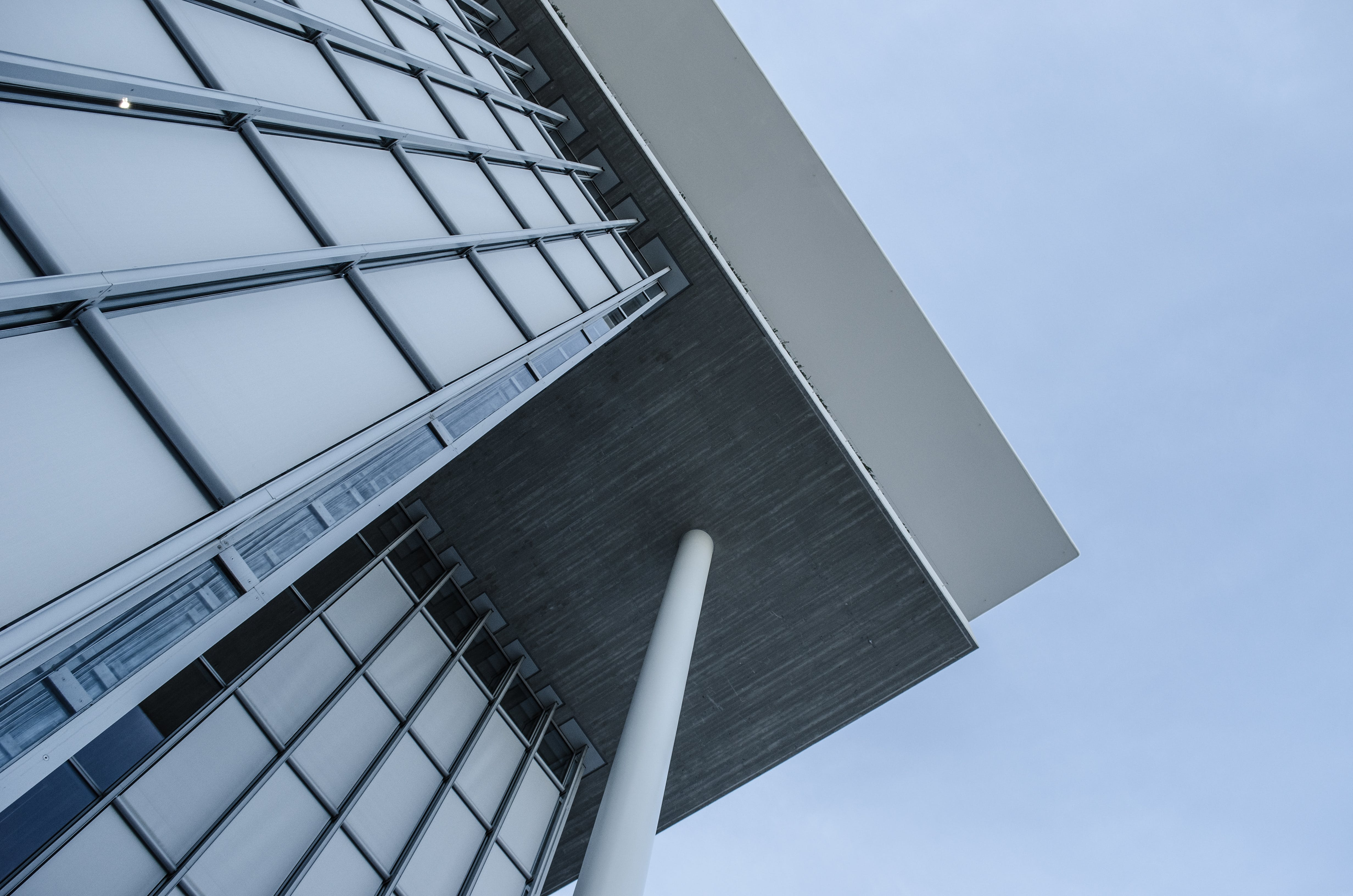 Worm's Eye View Photography Of High-rise Building