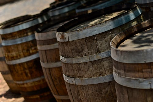 Free stock photo of barrels, color, handmade, tequila