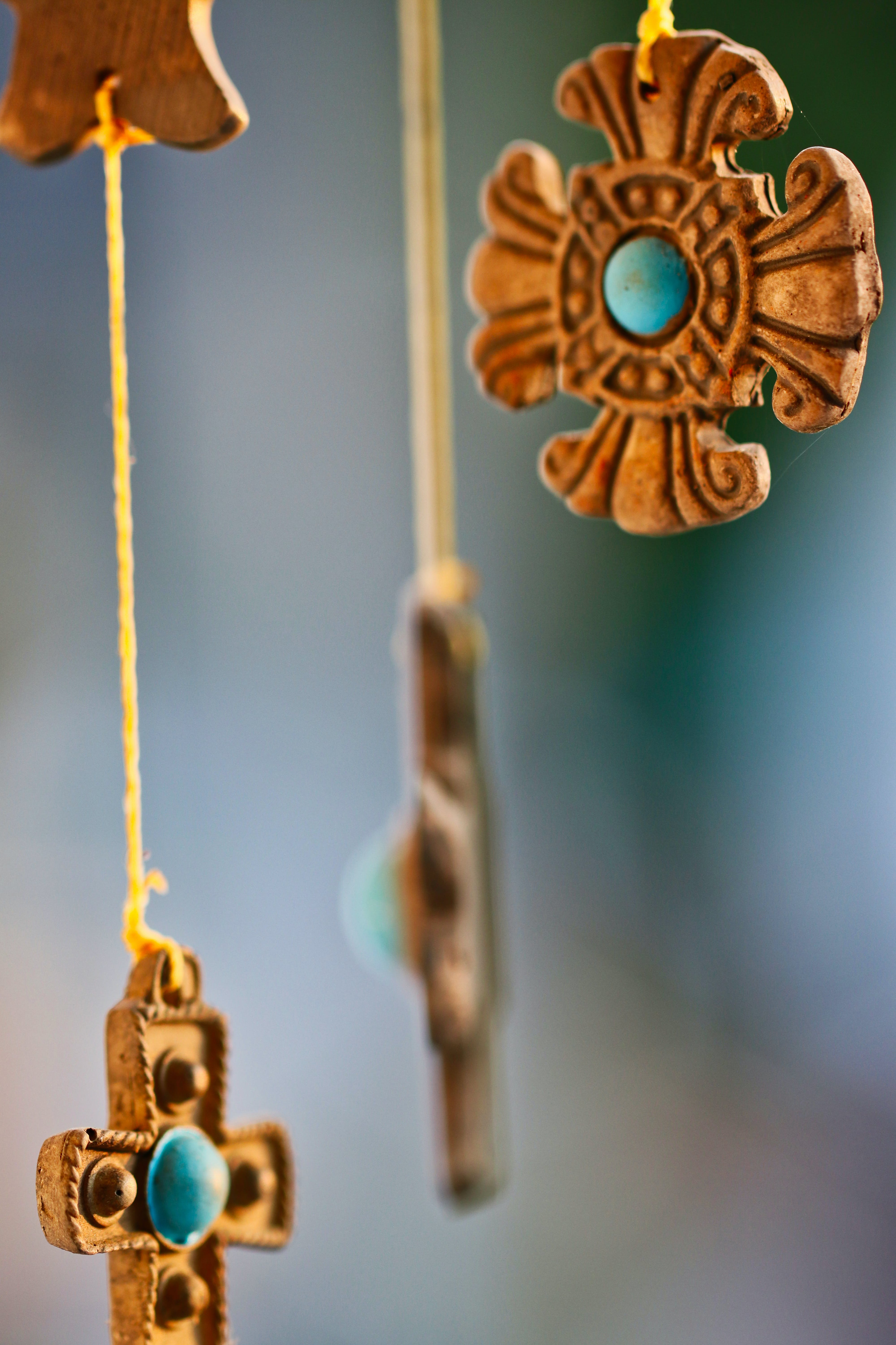 Selective Focus Photo Of Ornaments