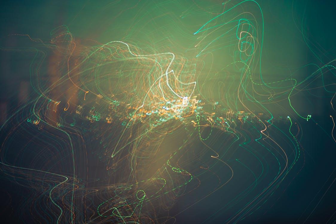 Ilmainen kuvapankkikuva tunnisteilla katuvalot, lomography, öinen kaupunki