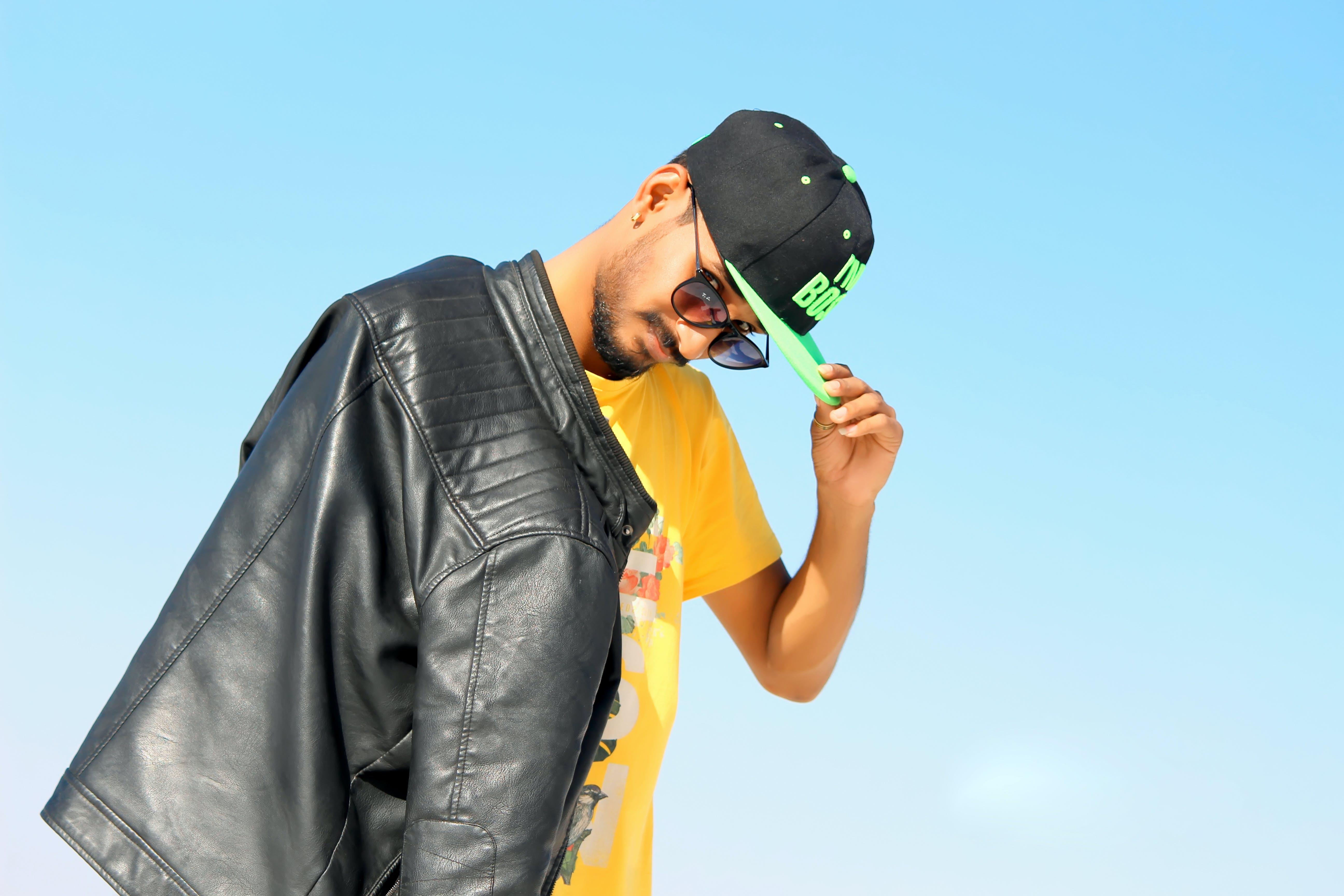 Ingyenes stockfotó divat, Férfi, napszemüveg, stílus témában