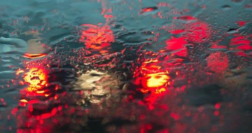 Foto profissional grátis de água, borrão, cores, embaixo da água