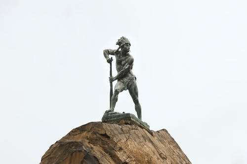 Foto d'estoc gratuïta de estatua, estàtues, xile