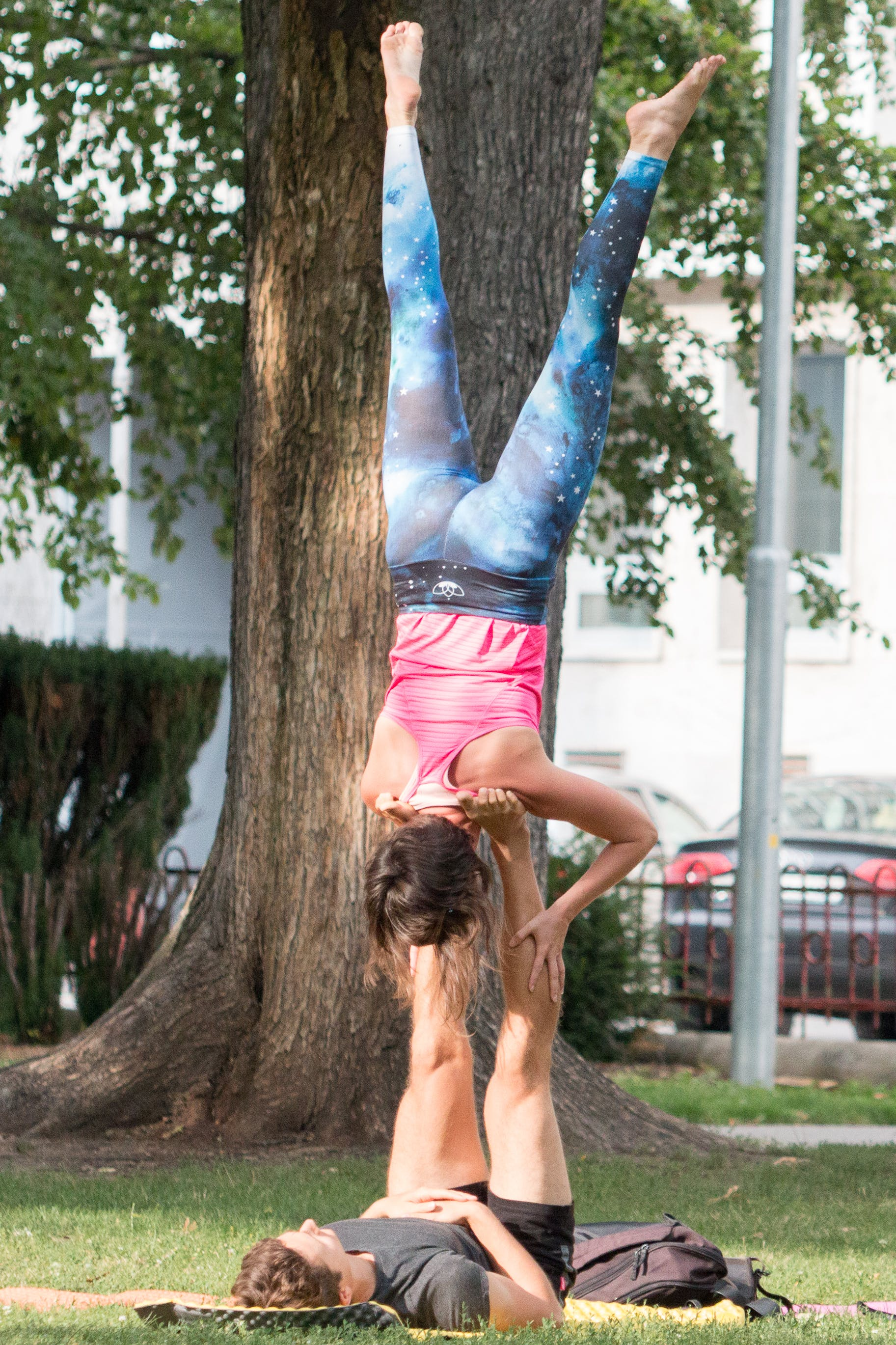Free stock photo of acro joga, joga