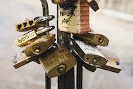 locks, outdoors, macro