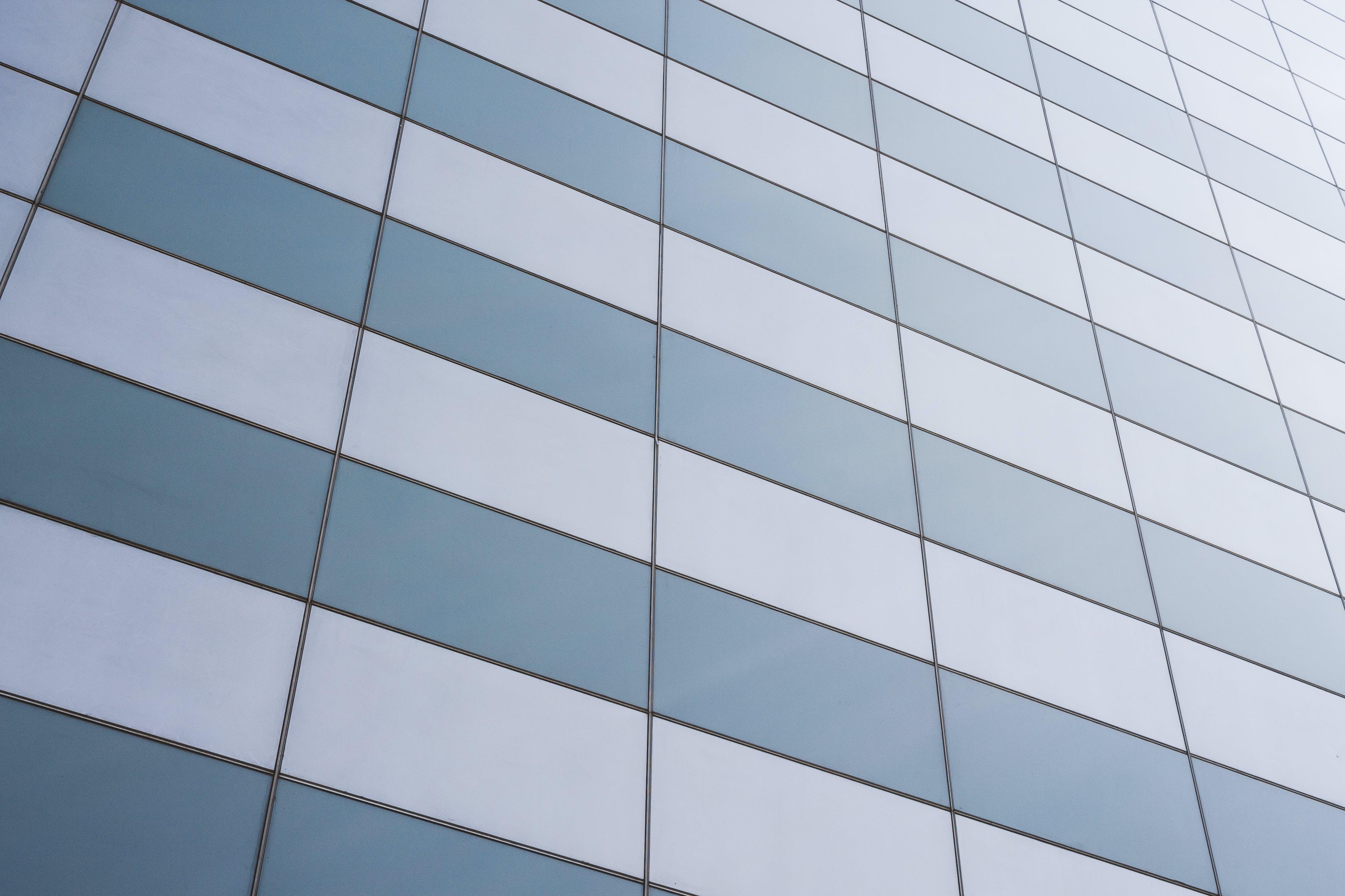 Kostenloses Stock Foto zu glas, architektur, fenster, modern