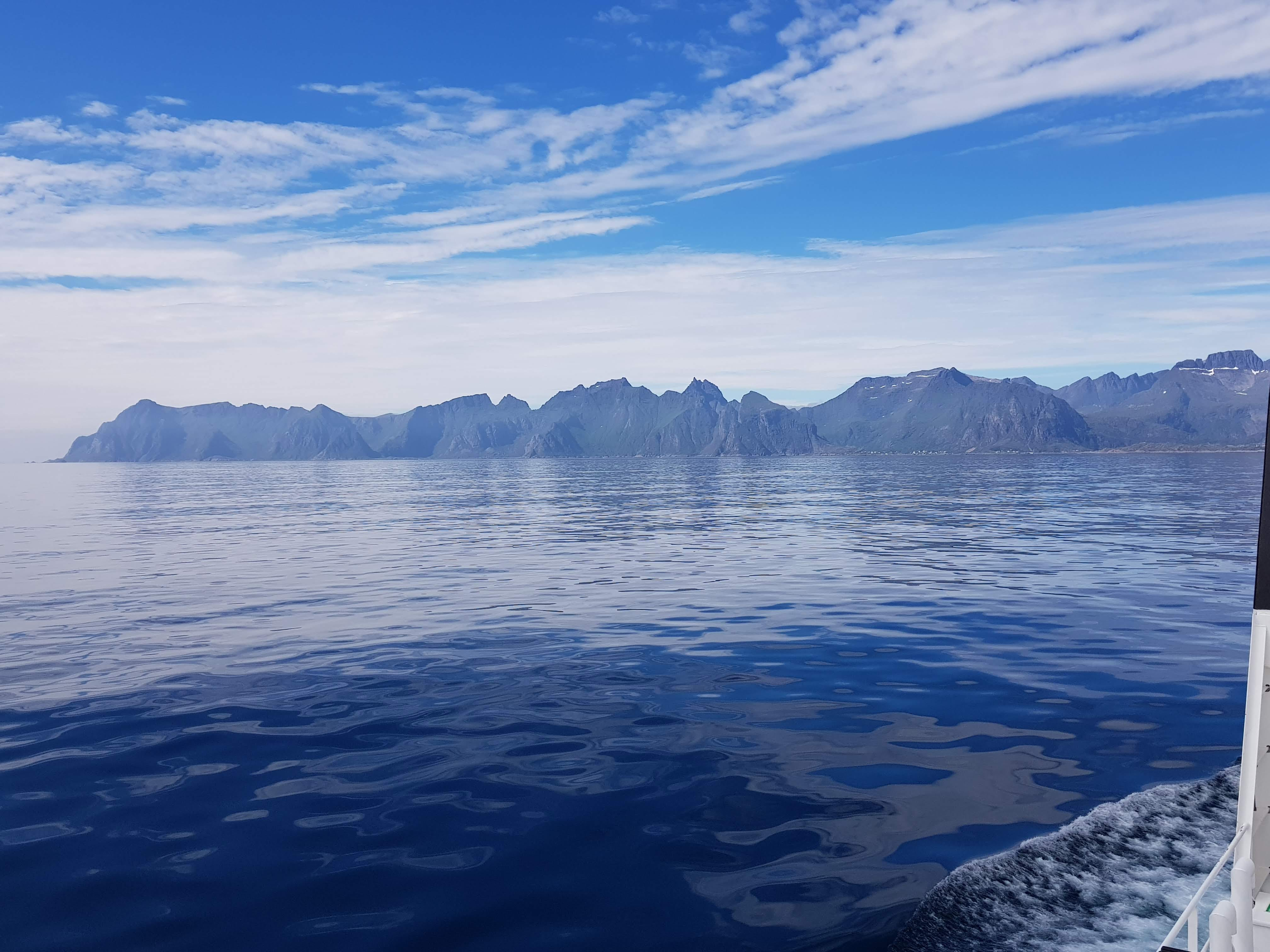 Free stock photo of boat, far away, islands