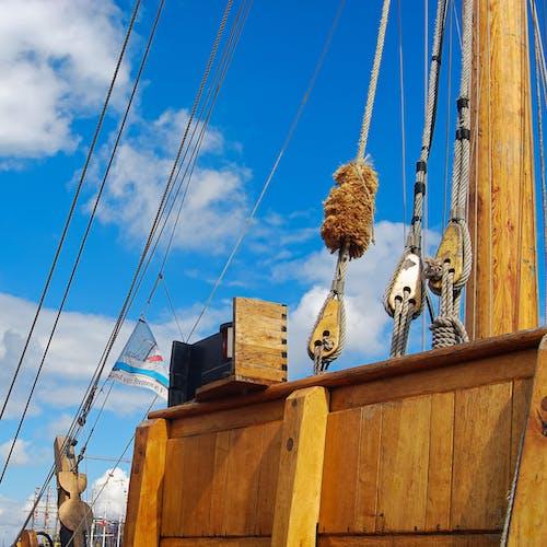 マスト, 帆船の無料の写真素材