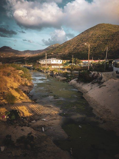 คลังภาพถ่ายฟรี ของ ภูเขา