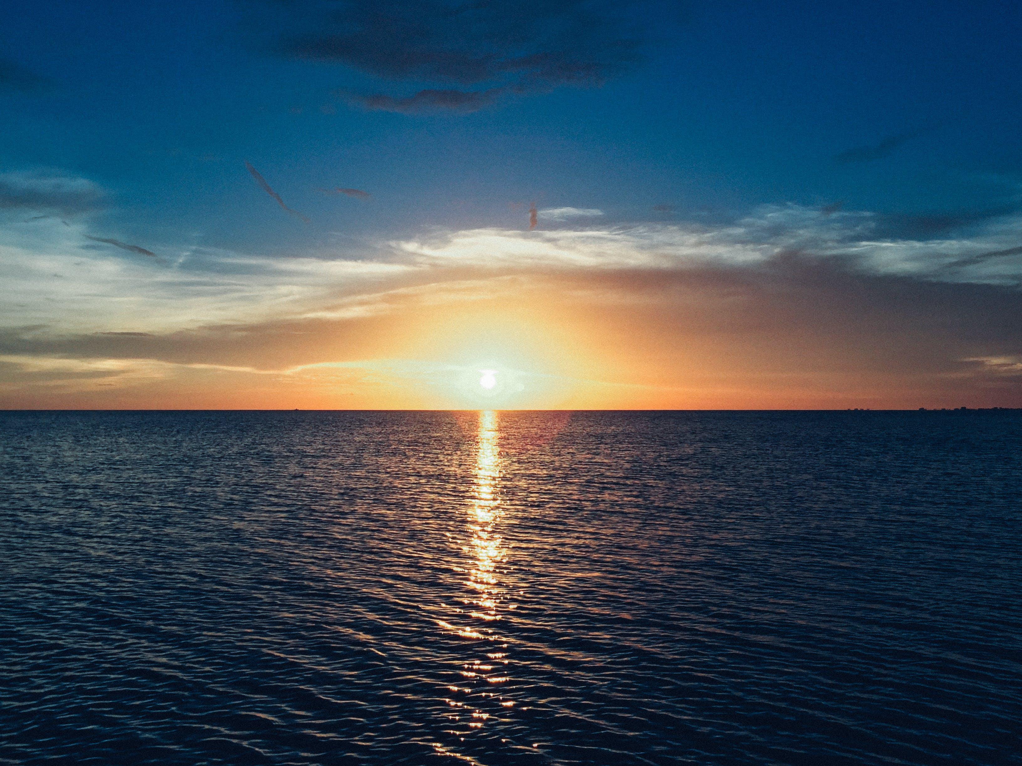 Základová fotografie zdarma na téma lehký, léto, mávání, moře