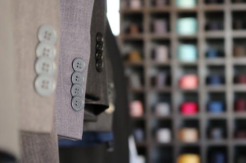 Gratis lagerfoto af botoes, knapper, roupa social