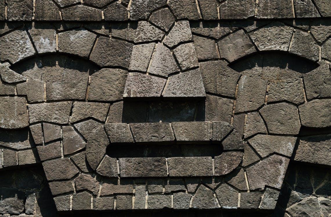 Kostenloses Stock Foto zu abstrakt, beton, felsen