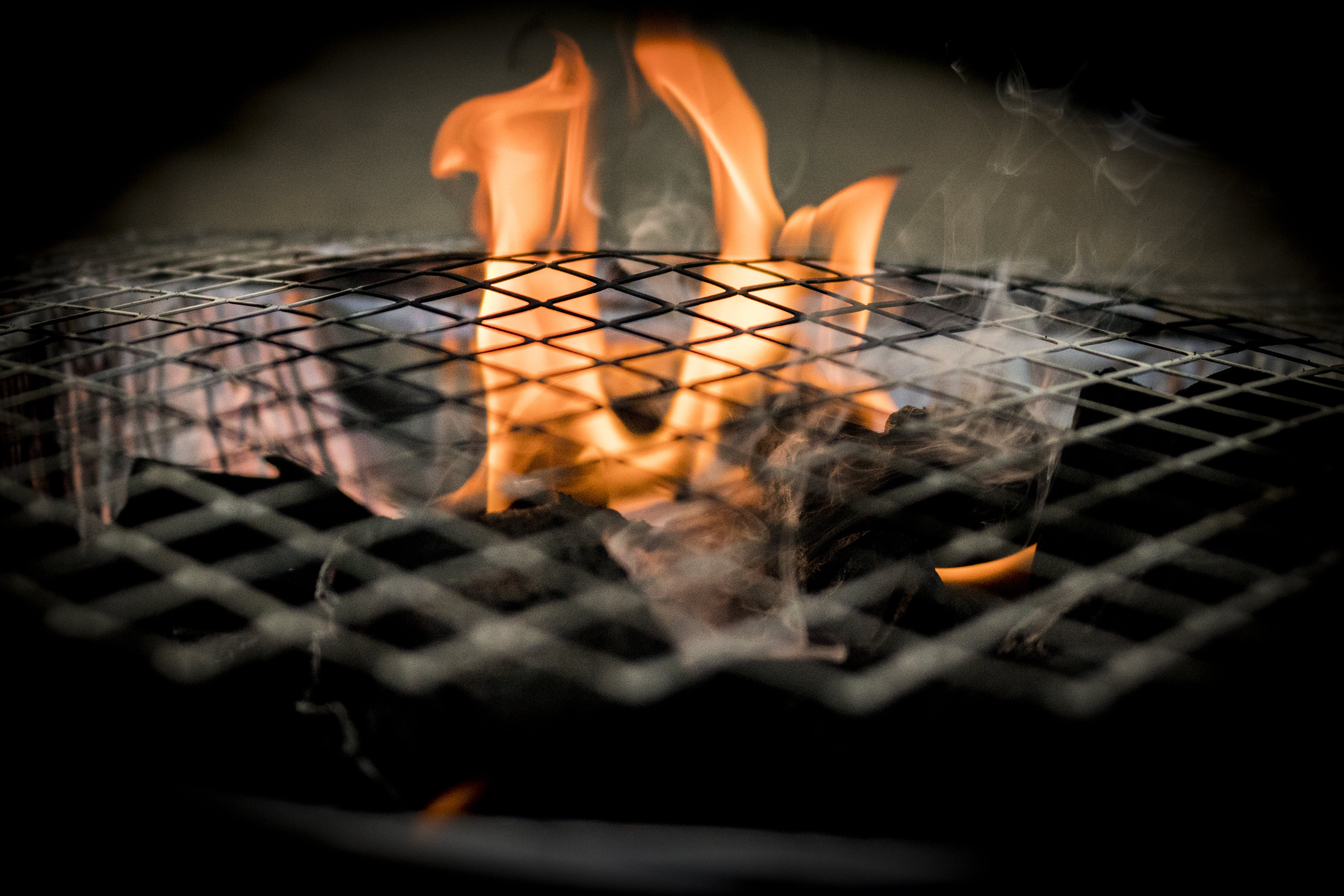 Shallow Focus Photography of Fire