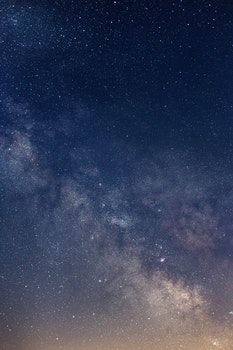 Free stock photo of nature, sky, night, milky way