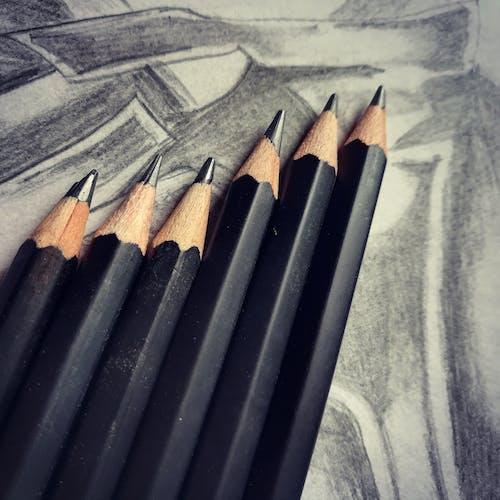 Free stock photo of artistic, black, Black matta