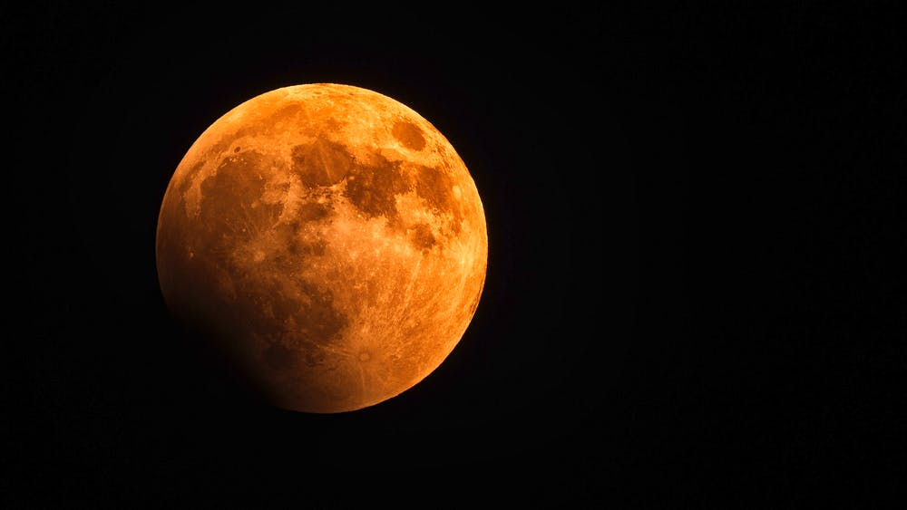 Full Moon @pexels.com