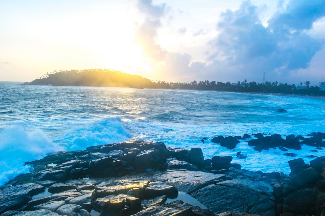 Free stock photo of coast, matara, mirissa