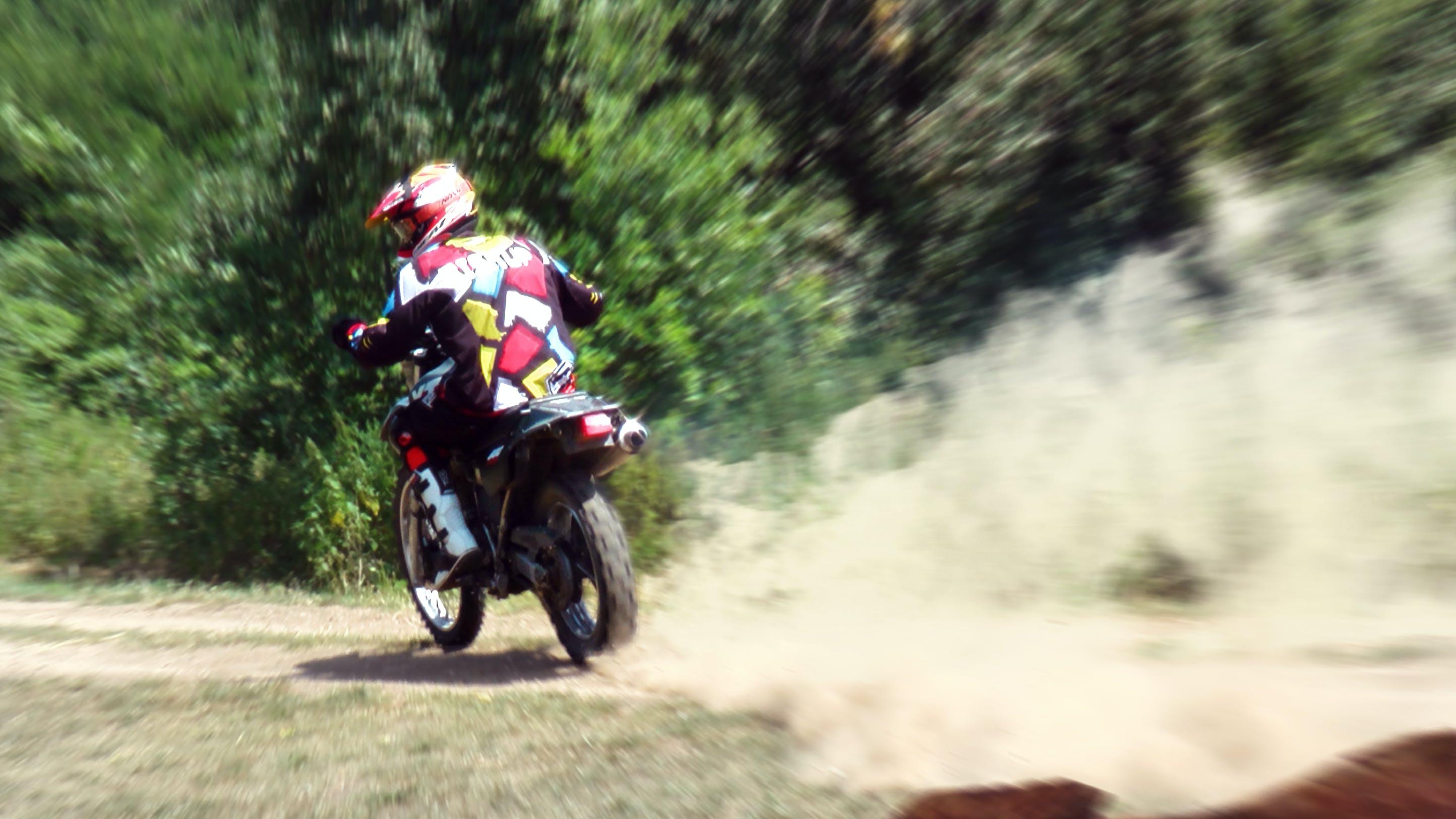 Free stock photo of accelerate, acceleration, bike racing, cross