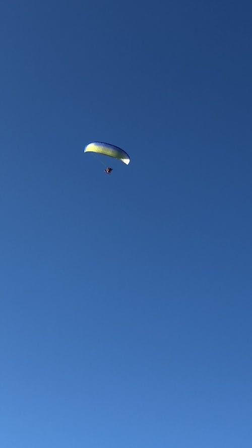 Free stock photo of blue, flying, sky, sky blue