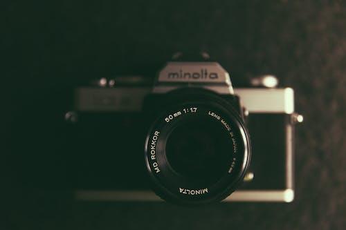 Δωρεάν στοκ φωτογραφιών με macro, minolta, SLR, κάμερα