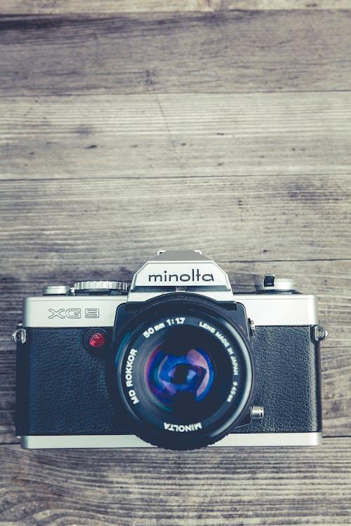 fotoğrafçılık, kamera, lens, Minolta içeren Ücretsiz stok fotoğraf