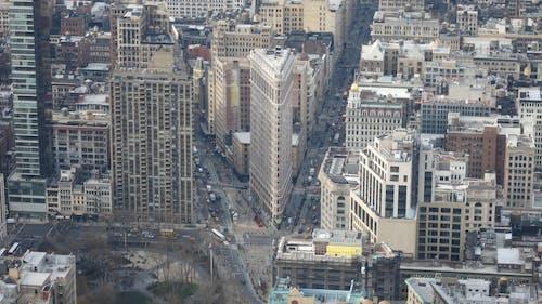 Free stock photo of Flatiron Building
