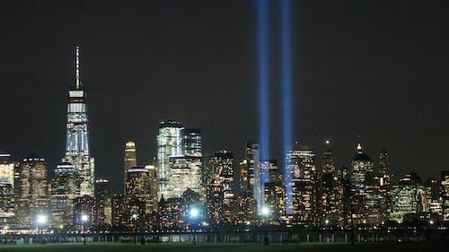 Free stock photo of 911 memorial