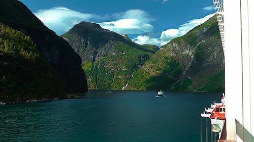 ノルウェー, フィヨルドの無料の写真素材