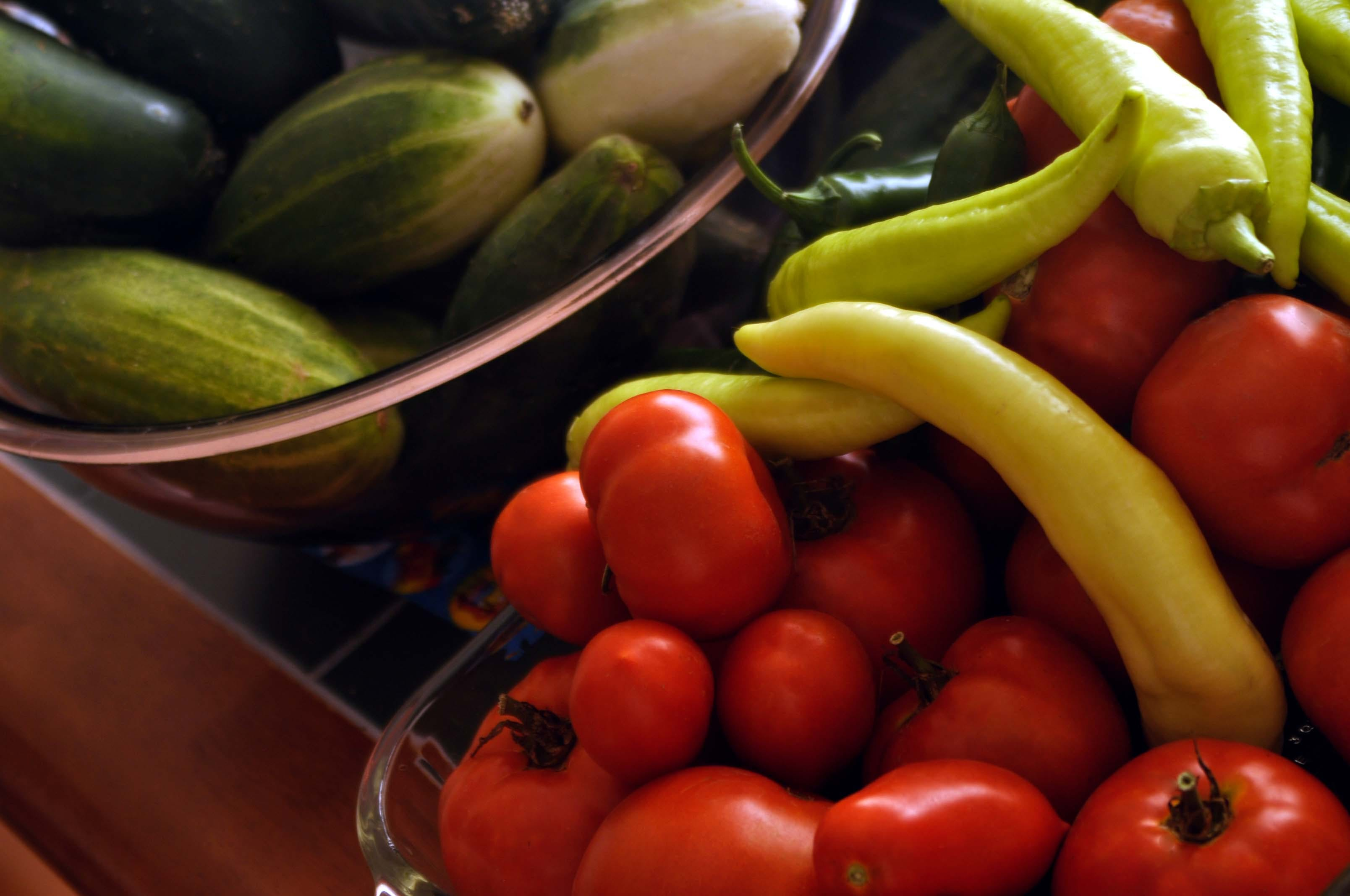 Closeup Photo of Variety Flavor of Vegetables