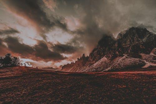 Foto stok gratis alam, awan, di luar rumah, dolomit