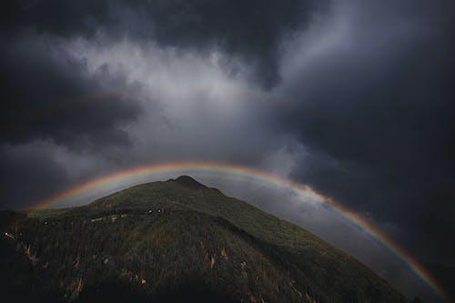 Darmowe zdjęcie z galerii z burza, góra, krajobraz, malowniczy