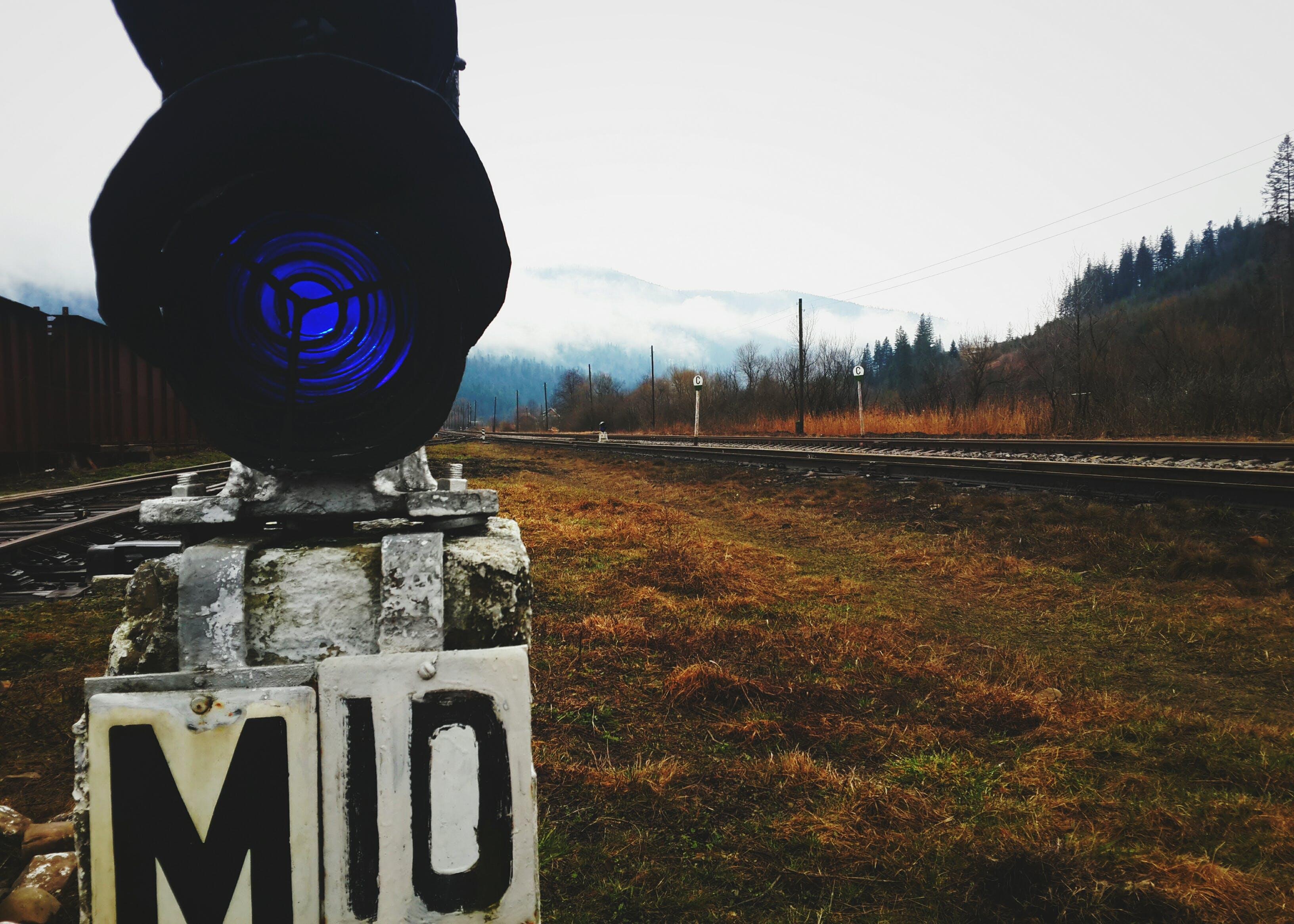 Free stock photo of train station