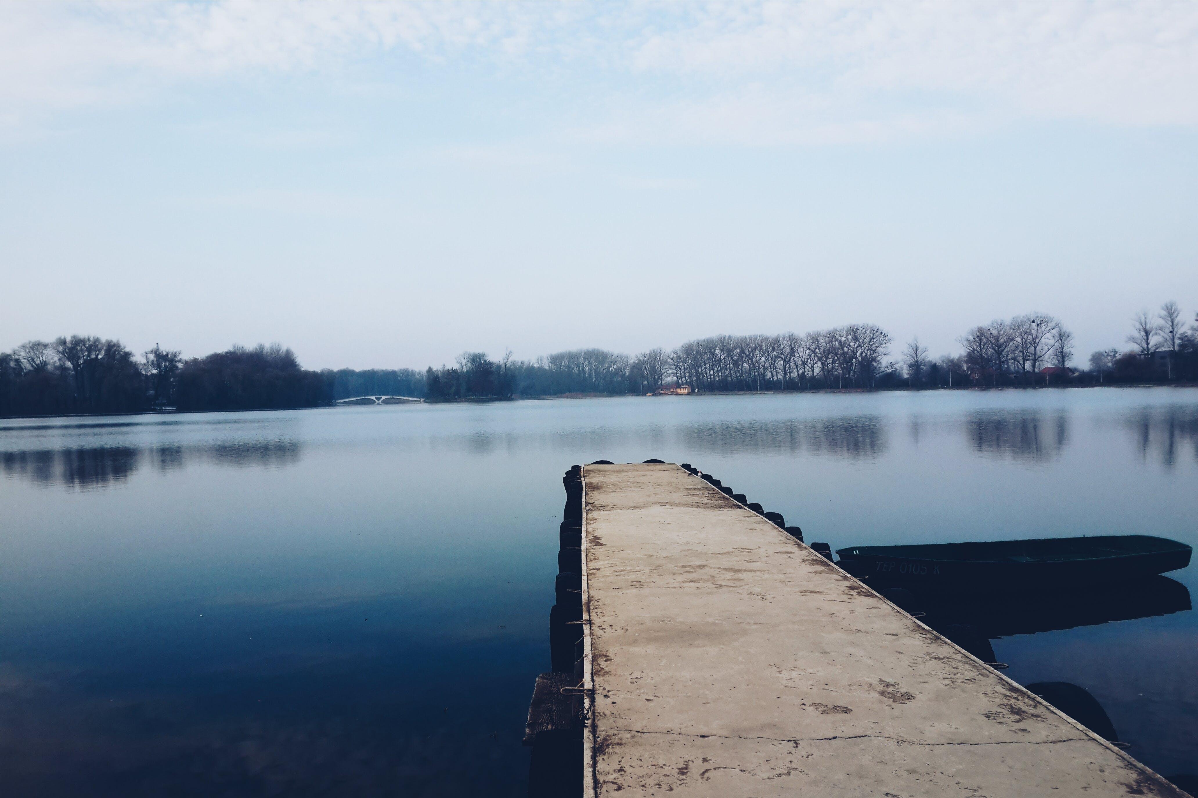 Free stock photo of lake