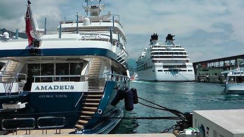 モナコ, ヨットの無料の写真素材