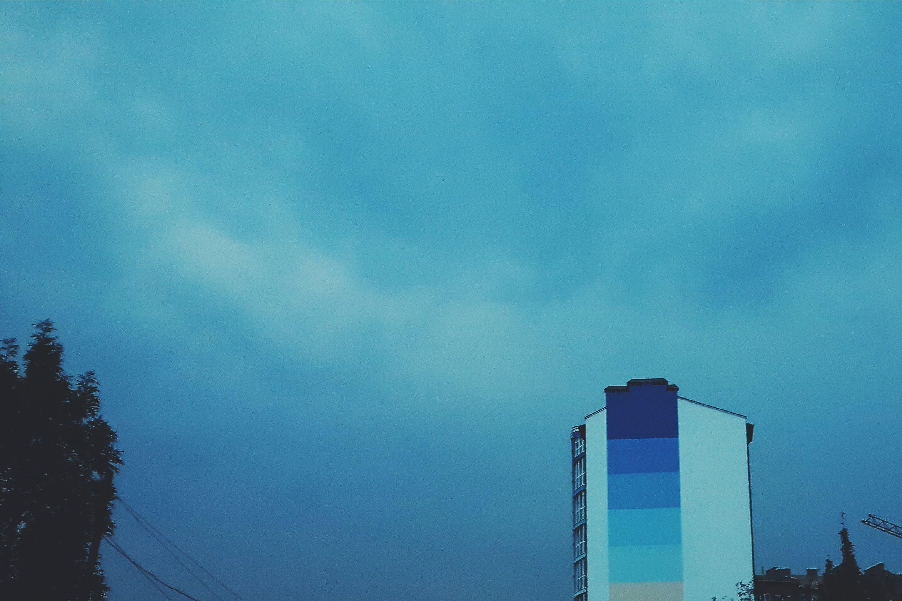 Free stock photo of blue