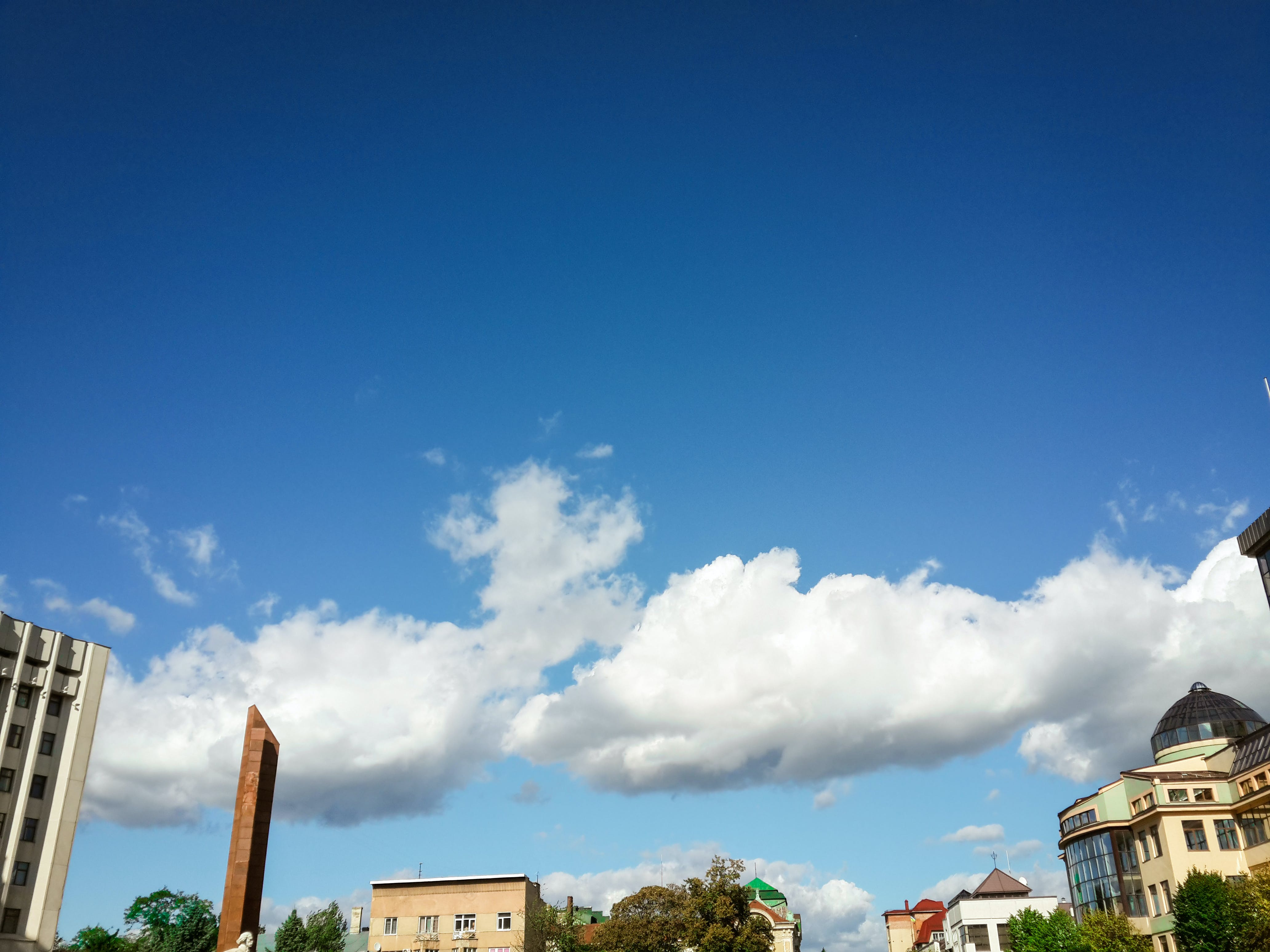 Free stock photo of architecture, city, sky