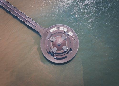 คลังภาพถ่ายฟรี ของ ทะเล, มหาสมุทร, สถาปัตยกรรม, สาธารณูปโภค