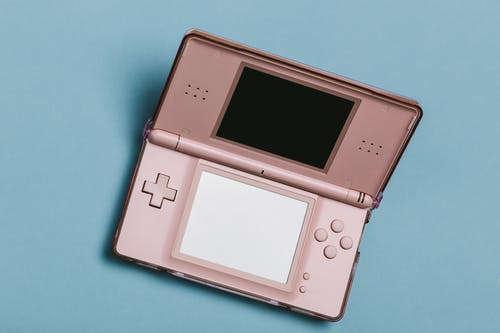 Gold Nintendo Ds