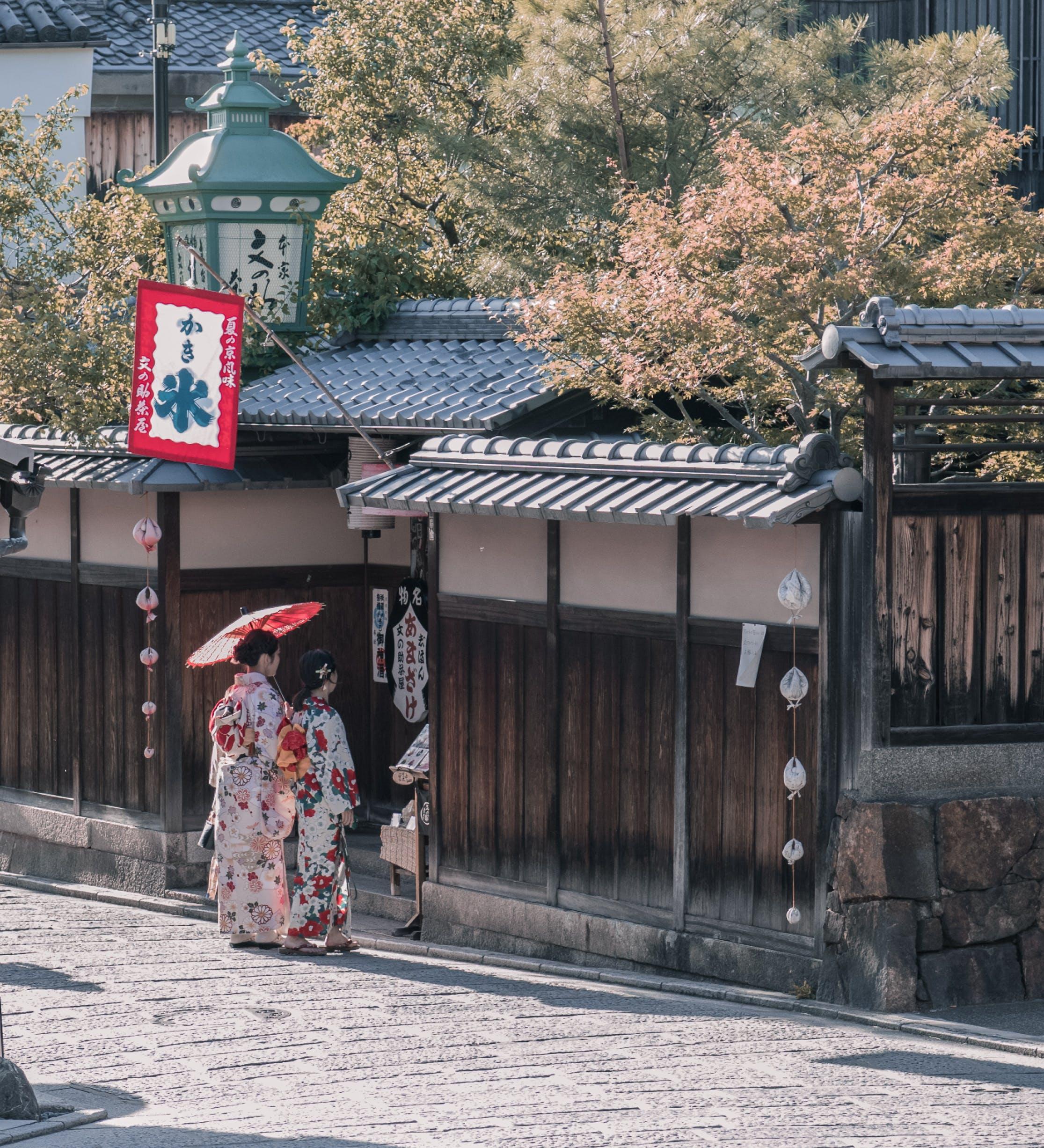 Ilmainen kuvapankkikuva tunnisteilla Aasia, arkkitehtuuri, ihmiset, japani